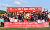 บุรีรัมย์ ดับซ่า นครราชสีมา 2-0 ผงาดแชมป์โค้กคัพ อีสานใต้