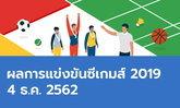 ผลการแข่งขันกีฬาซีเกมส์ 2019 ประจำวันที่ 4 ธันวาคม 2562