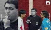"""""""ไบรอน โมเรโน่"""" ผู้ตัดสินที่ถูกโลกตราหน้าว่าขี้โกงในฟุตบอลโลก 2002 ที่เกาหลีใต้"""