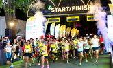 """กาญจนบุรีคึกคัก! นักวิ่งหกพันคนร่วมงาน """"ริเวอร์แคว ฮาล์ฟมาราธอน"""" ปี 4"""