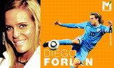 """""""ดิเอโก้ ฟอร์ลัน"""" : นักฟุตบอลที่ละทิ้งความฝันเพื่อพี่สาวที่รักบนรถเข็น"""