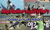 สรุปผลแข่งขันอชก.ของนักกีฬาไทย 2 ต.ค.