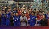 โต๊ะเล็กไทยถล่มออสซี่ 6-0 ผงาดคว้าแชมป์อาเซียนสมัยที่ 10