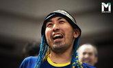 """""""อิซามุ คาโตะ"""" แฟนบอลญี่ปุ่นที่เดินทางตัวคนเดียว 4,650 กม.เพื่อมาเชียร์โบคา จูเนียร์ส"""