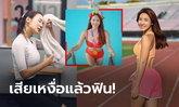 """ฟิตทุกส่วน! """"พัค จี-ฮเย"""" สาวบ้าพลังหุ่นสุดเอ็กซ์แห่งแดนกิมจิ (ภาพ)"""