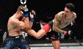 """เปิดศักราชใหม่! """"ฮอลโลเวย์"""" ต้อนแต้ม """"กัตตา"""" ซิวชัย ศึก UFC Fight Night"""