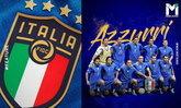 """ไขข้อข้องใจ : ทำไมชุดฟุตบอล """"ทีมชาติอิตาลี"""" จึงเป็นสีฟ้าทั้งๆที่ไม่มีในสีธงชาติ?"""