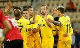 สเปอร์ส บุกอัด ชเคนดิยา 3-1 ลิ่วเพลย์ออฟยูโรป้าลีก