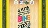 """กกท. ชวนน่องเหล็กร่วมกิจกรรมปั่นจักรยาน """"SAT International New normal Bike local series 2020"""""""