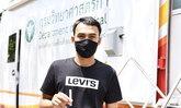 แข้งฟุตซอลทีมชาติไทย ผลตรวจโควิดเป็นลบทั้งหมด พร้อมรับวัคซีนเข็มสอง ก่อนเดินทางไปยูเออี