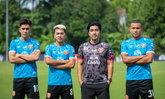 โปลิศ เทโร เปิดตัว 3 แข้งใหม่ สู้ศึกไทยลีก  2021/22