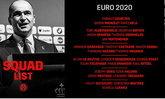 เบลเยียม เปิดโผ 26 แข้งลุยยูโร 2020 ดาวดังมาครบ!