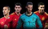 รายชื่อผู้เล่น ทีมชาติสเปน ยูโร 2020