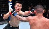 """""""ซอมบี้เกาหลี"""" ไล่ทุบชนะคะแนน """"อิเก"""" ศึก UFC FIGHT NIGHT"""
