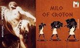 """""""ไมโล แห่งโครตอน"""" : ยอดมวยปล้ำยุคโบราณที่แบกกระทิงมาทั้งตัวและกินเนื้อขู่คู่แข่ง"""