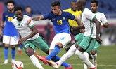 บราซิล ทุบนิ่ม ซาอุฯ ฉลุย 8 ทีม, เยอรมนี ร่วงรอบแรก ฟุตบอลชายโอลิมปิก