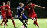 ประมวลภาพฟุตบอลซีเกมส์ ไทย กับ เวียดนาม