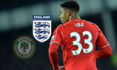 """""""ไอบ์"""" ไม่สนไนจีเรีย ขอรับใช้ทีมชาติอังกฤษ"""