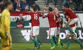 ฮังการี เชือด นอร์เวย์ 2-1 คว้าตั๋วลุยศึกยูโร 2016