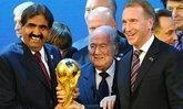 ผู้ดีวืด! รัสเซียเฮ จัดบอลโลก2018,กาตาร์2022
