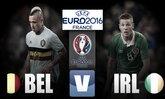 """วิเคราะห์ฟุตบอลยูโร 2016 กลุ่มดี """"เบลเยียม - ไอร์แลนด์"""""""