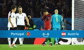 โรนัลโด้บอดโทษ! โปรตุเกส เจาะออสเตรีย ไม่เข้า เจ๊าไร้สกอร์ 0-0