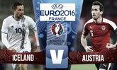 """วิเคราะห์ฟุตบอลยูโร 2016 กลุ่มเอฟ  """"ไอซ์แลนด์ - ออสเตรีย"""""""