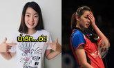 """สดใสน่ารัก! """"น้องเอิร์ธ"""" นักแบดฯสาวทีมชาติไทย (อัลบั้ม+คลิป)"""
