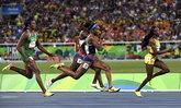 กระหึ่ม! เอเลน ธอมสัน สยบแชมป์เก่า คว้าทอง 100 เมตรหญิง