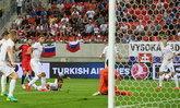 """สามแต้มหืดจับ! """"อังกฤษ"""" บุกซัด """"สโลวาเกีย"""" ทดเจ็บ 1-0 คัดบอลโลก"""