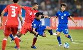 """""""ช้างศึก"""" พ่าย """"บาห์เรน"""" 2-3 ส่งท้าย U19 ชิงแชมป์เอเชีย (คลิป)"""