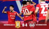 """แชมป์เก่าอย่างดุ! """"เมืองทองฯ"""" บุกรัว """"บางกอกกล๊าส"""" คาถิ่น 4-0 เปิดหัวไทยลีก 2017"""