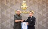 ประธาน AFC ร่วมเปิดบ้านใหม่สมาคมกีฬาฟุตบอลแห่งประเทศไทยฯ