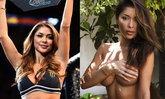 """ท้าลมร้อน! """"เอซี"""" ริงเกิร์ลสาวสุดเอ็กซ์เบอร์ 1 ศึก UFC (อัลบั้ม)"""
