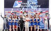 """""""โตโยต้าทีมไทยแลนด์"""" ขึ้นโพเดียม """"ศึกไทยแลนด์ซูเปอร์ซี่รี่ส์2017"""""""