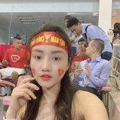 กองเชียร์สาวสวยเวียดนาม