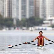 50 ภาพ แอ๊กชั่นนักกีฬาไทย ริโอเกมส์