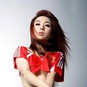 สาวชุดแดง