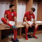 ชุดแข่งใหม่ทีมชาติอังกฤษ ลุยบอลโลก