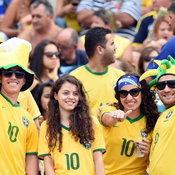 แฟนบอลบราซิล