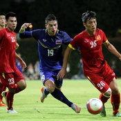 บอลซีเกมส์ไทย-เวียดนาม