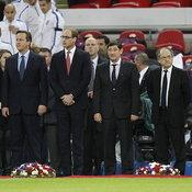 เกมอุ่นเครื่อง อังกฤษ-ฝรั่งเศส