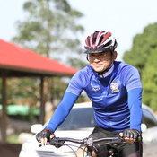 ชุดปั่นจักรยานทีมชาติไทย