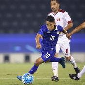 ทีมชาติไทย อุ่นเครื่องแพ้ กาตาร์ 0-3