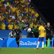 บราซิล คว้าเหรียญทอง