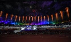 """ปิดฉากซีเกมส์ยิ่งใหญ่! ฟิลิปปินส์ผงาดเจ้าเหรียญทอง , เวียดนามรับเจ้าภาพ ครั้งที่ 31 """"ฮานอยเกมส์ 2021"""""""