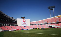 สมาคมฯ ส่งมอบสนามการแข่งขันที่เสร็จสมบูรณ์ทั้ง 4 แห่งให้ AFC