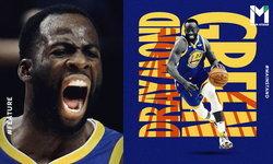"""""""เดรย์มอนด์ กรีน"""" : บทบาทลูกคู่ที่ช่วยให้ """"เคอร์รี"""" ก้าวเป็นราชาวงนอกที่เก่งที่สุดใน NBA"""
