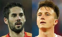 """พรีวิว ฟุตบอลโลก 2018 รอบ 16 ทีมสุดท้าย : """"สเปน - รัสเซีย"""""""