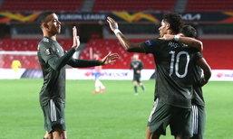 ผีแดง บุกอัด กรานาด้า 2-0 ศึก ยูฟ่า ยูโรปาลีก รอบก่อนรองฯ เลกแรก
